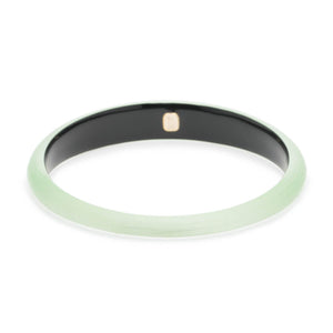 Skinny Tapered Bangle Bracelet