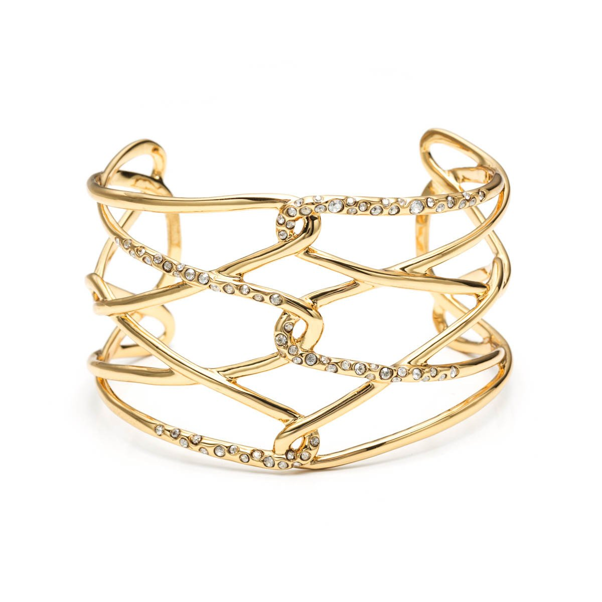 Liquid Gold Barbed Cuff