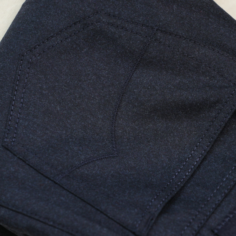 5 Pocket Wool Jean