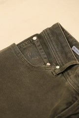 Cotton Five Pocket Pant