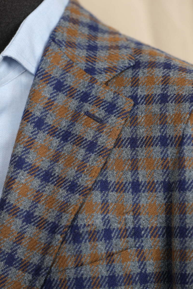 Cashmere Tweed Handmade Sports Jacket