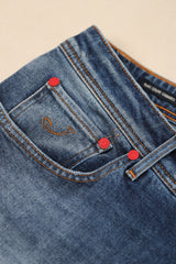 Japanese Denim Five Pocket Jean