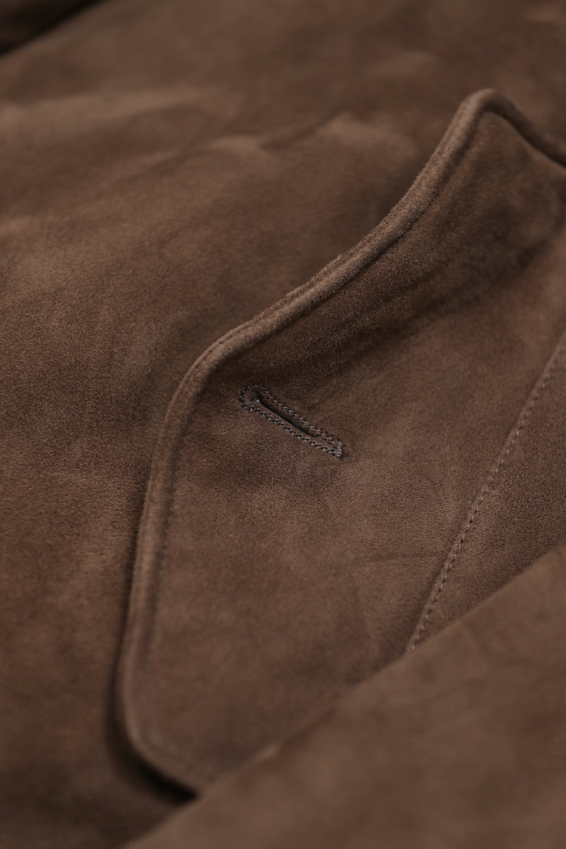 Suede Storm System™ Ghibley Jacket