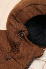 Cashmere Snuggy Hooded Jacket
