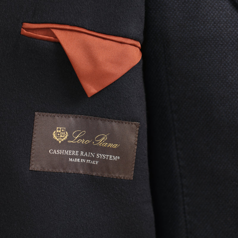 Rain System™ Cashmere Overcoat