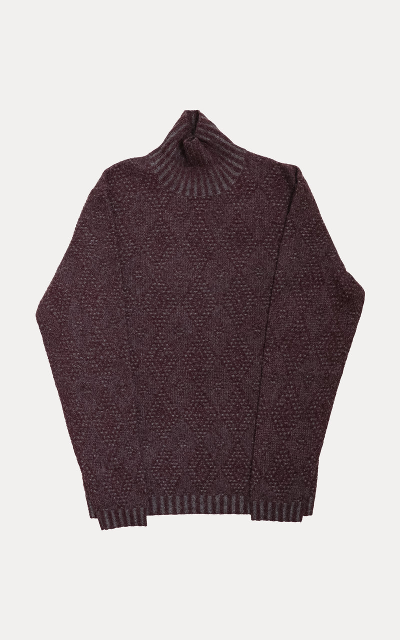 Mock Sweater