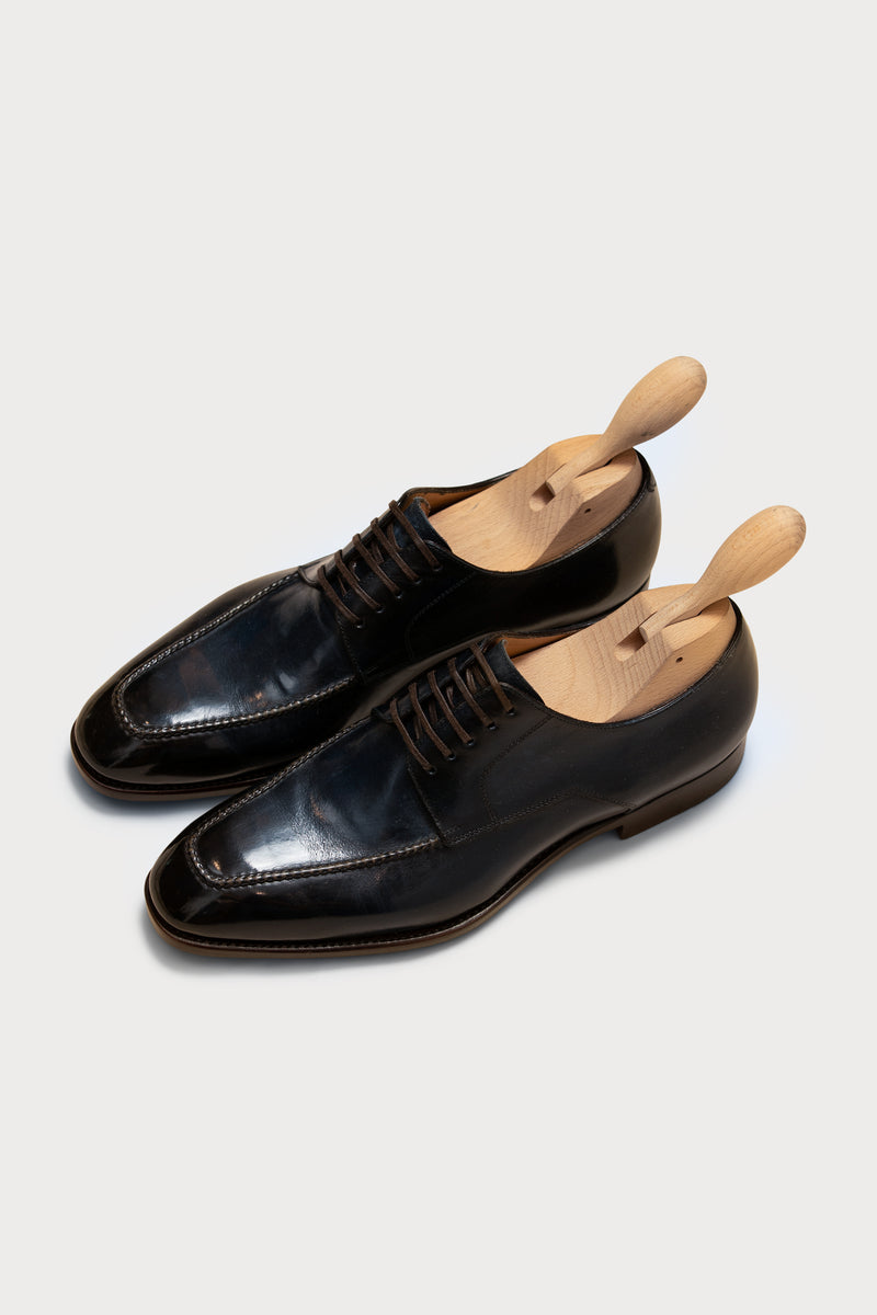 Leather Handcrafted Derby Shoe