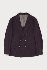 Cashmere Double Breasted Exclusive Sports Jacket