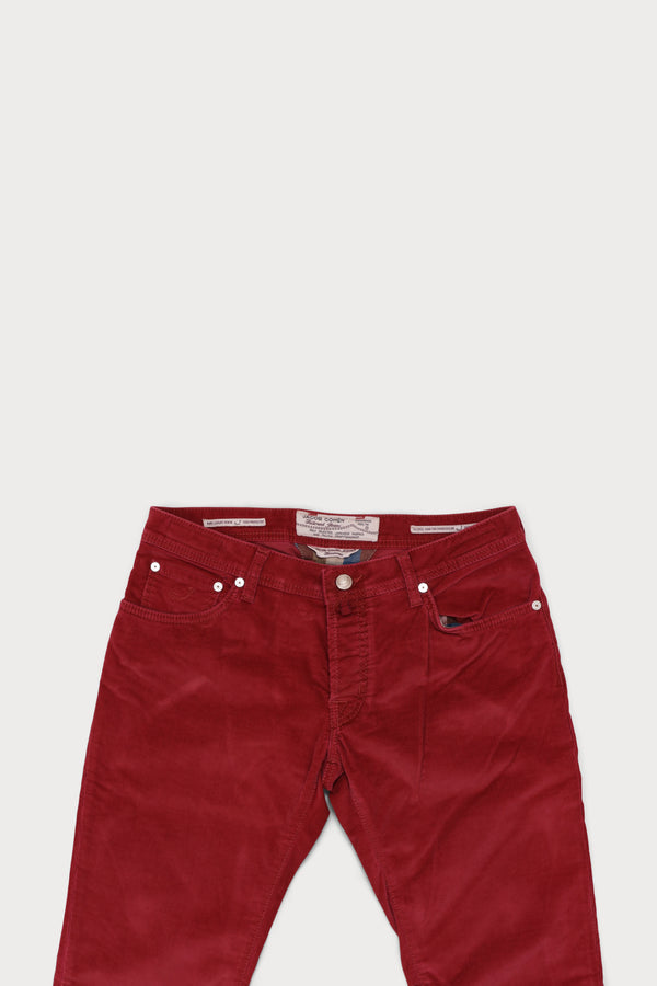 Corduroy Cotton Five Pocket Pant