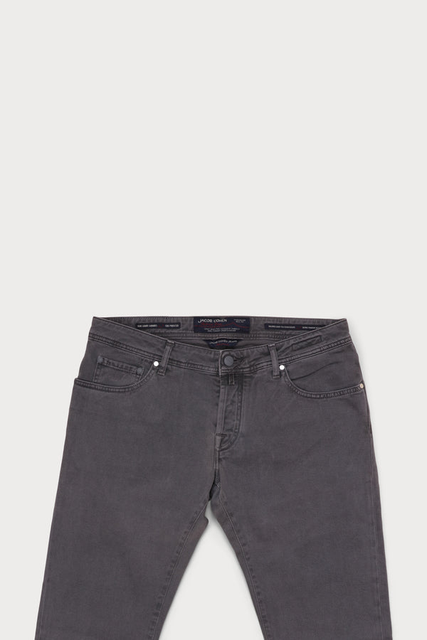 Brushed Cotton Five Pocket Jean