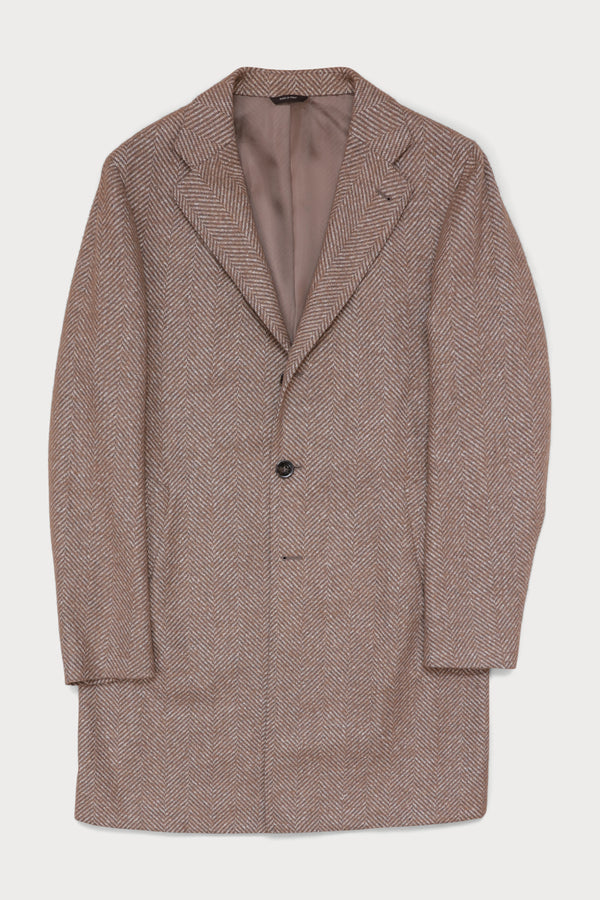 Cashmere & Wool Rain System™ Sartorial Coat