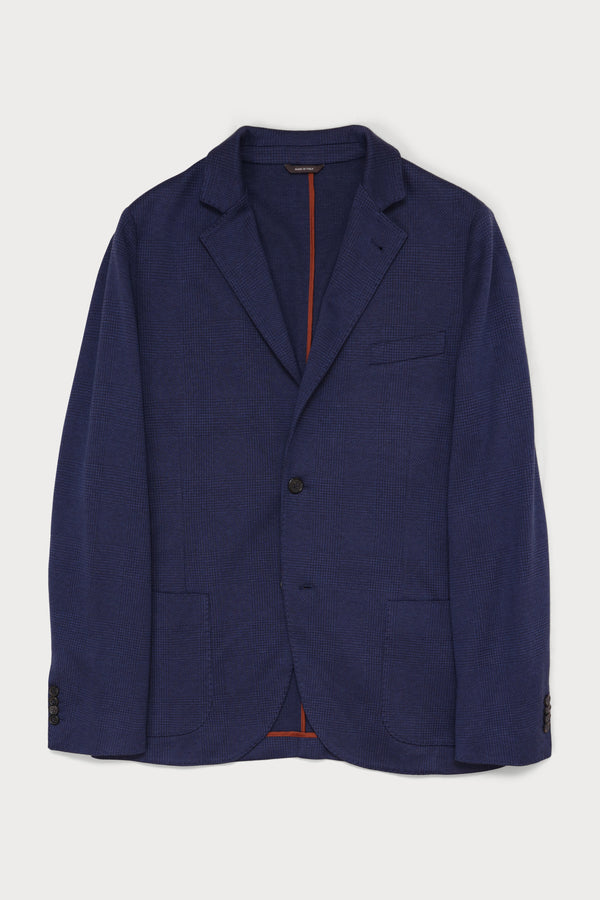 Cashmere Deconstructed Lightweight Sports Jacket