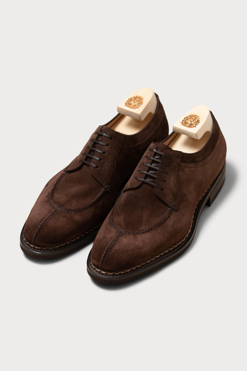 Suede Norwegian Shoe