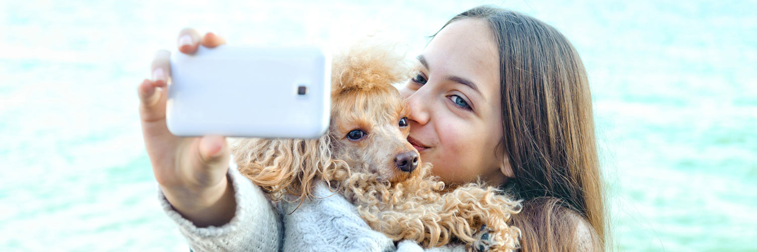 How to Perfect Your Pet Selfies