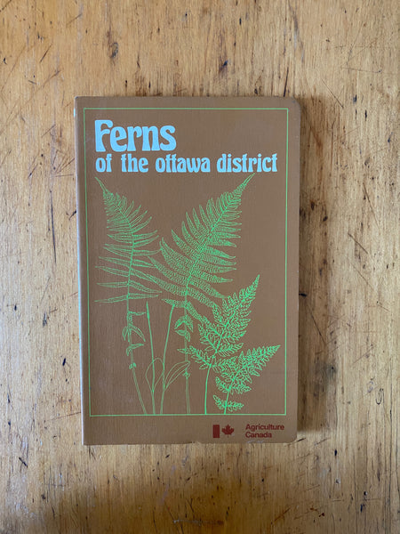 Ferns of the Ottawa District