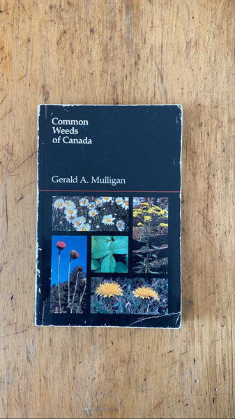 Common Weeds of Canada