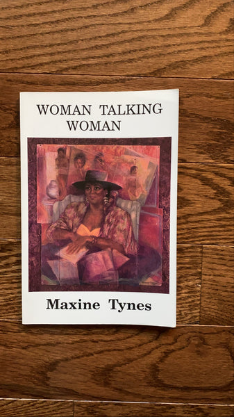 Woman Talking Woman