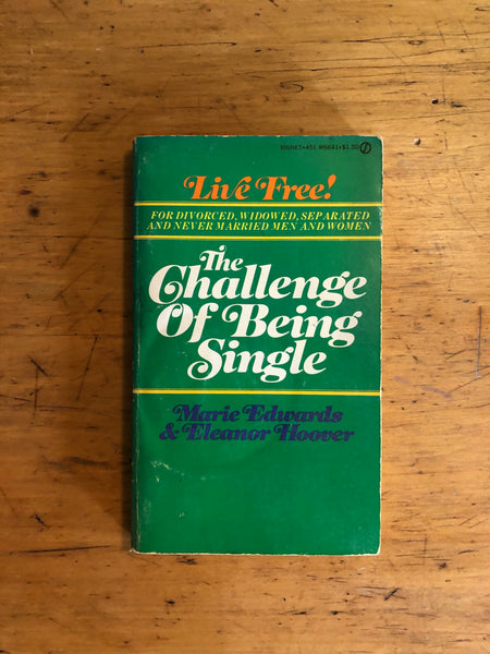 The Challenge of Being Single
