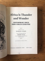 Africa is Thunder and Wonder