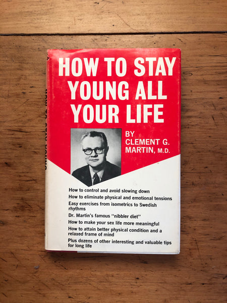 How to Stay Young All Your Life