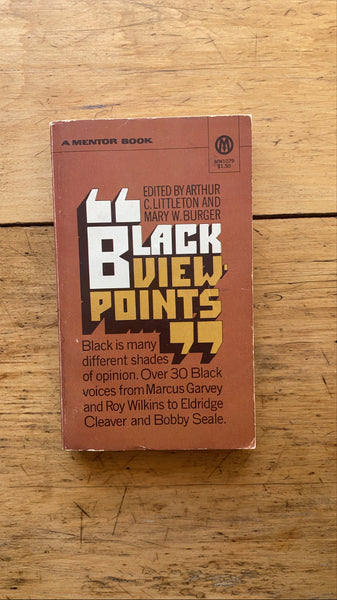 Black Viewpoints