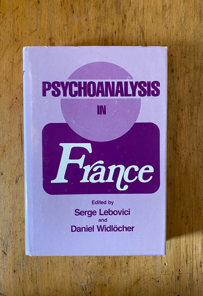 Psychoanalysis in France