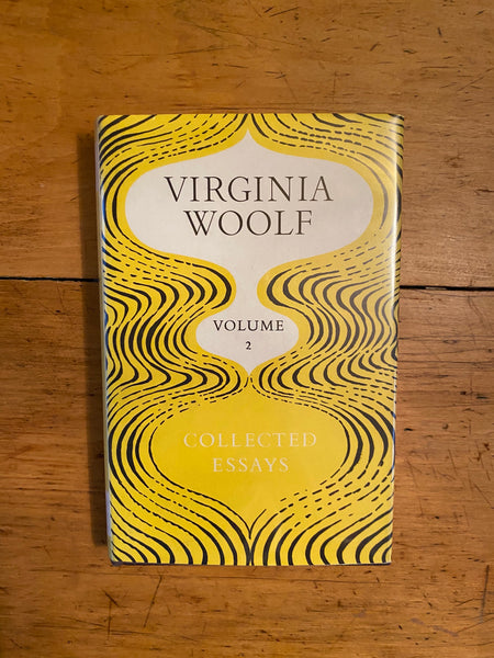 Virginia Woolf Collected Essays Vol. 2
