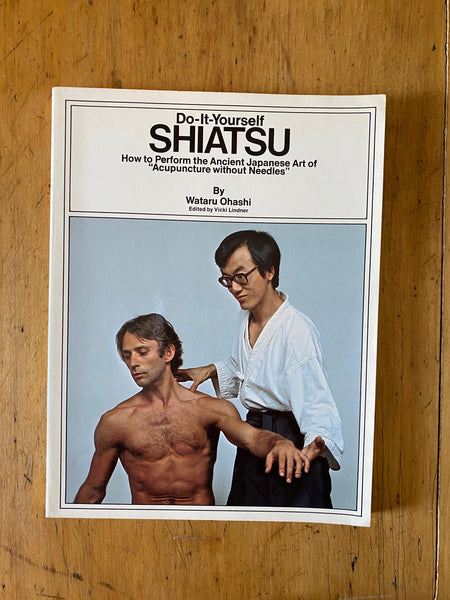 Do It Yourself Shiatsu