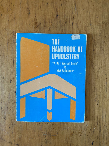 The Handbook of Upholstery