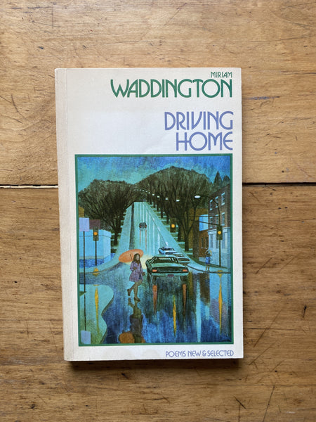 *SIGNED* by the Author- Driving Home