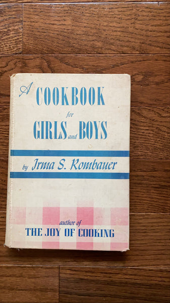 A Cookbook for Girls and Boys