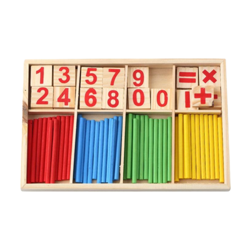 kit d'apprentissage mathématique montessori l'insoluble casse-tete