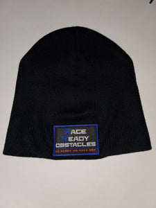 """Race Ready Obstacles"" Beanie"