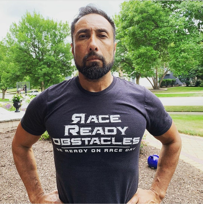 Race Ready Obstacles Logo T-Shirt