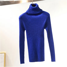 Load image into Gallery viewer, Solid Color Long Sleeve Sweater