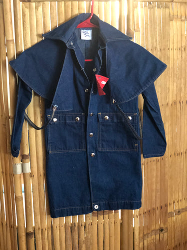 Childrens Denim Western Duster