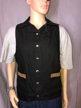 Load image into Gallery viewer, Men's Vest with Collar