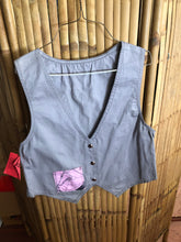 Load image into Gallery viewer, Women's Solid Color fitted Moonshiner Vest