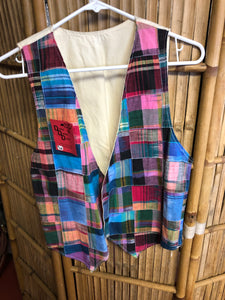 Women's Patchwork Vest