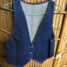 Load image into Gallery viewer, Women's Denim Vest