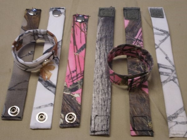 Camouflage Wrist Bands