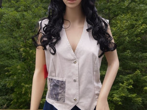 Women's Moonshiner's Fitted Vest