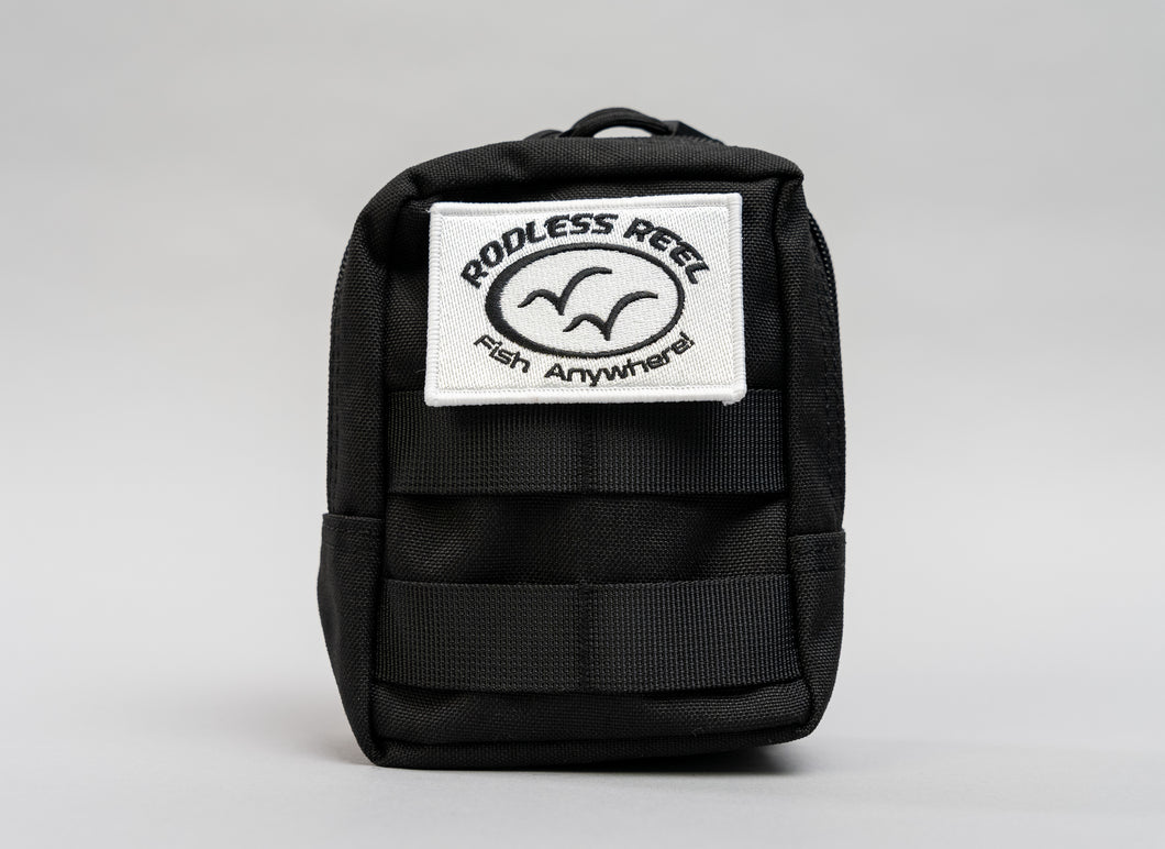 Rodless Reel - Carrying Bag (Black)