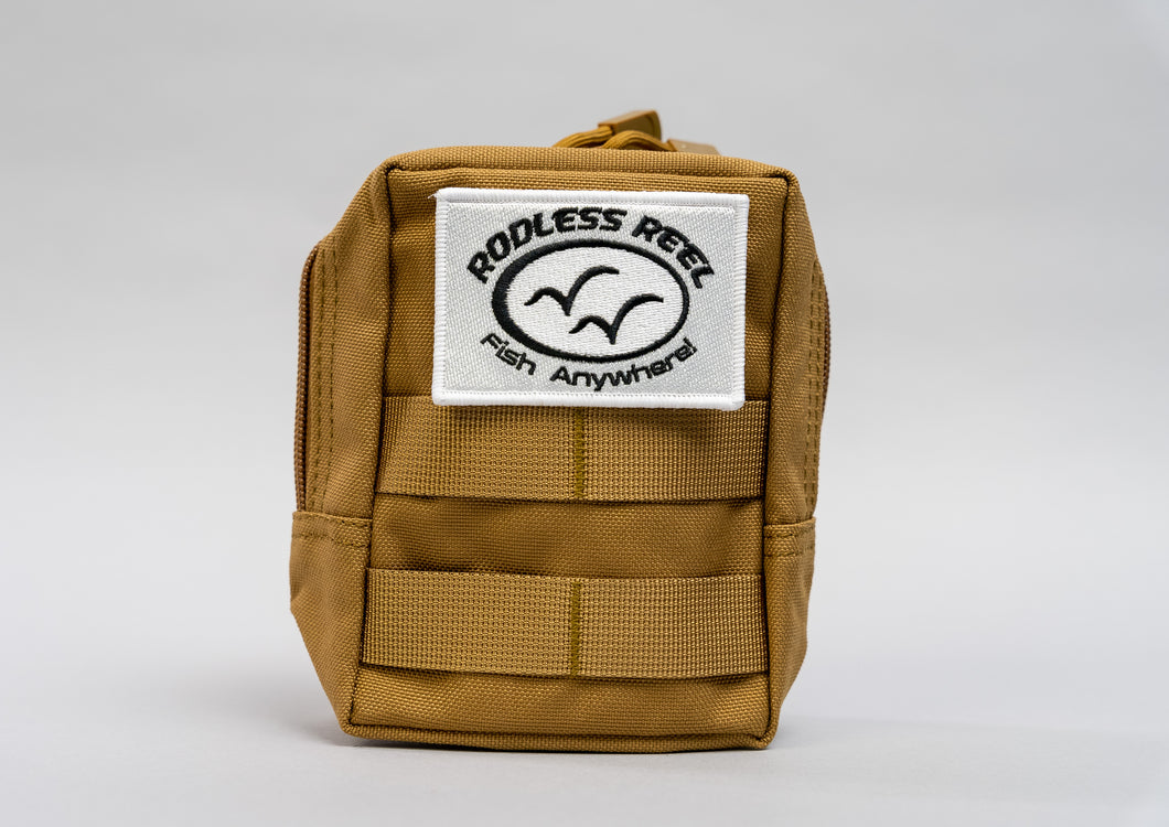 Rodless Reel - Carrying Bag (Tan)