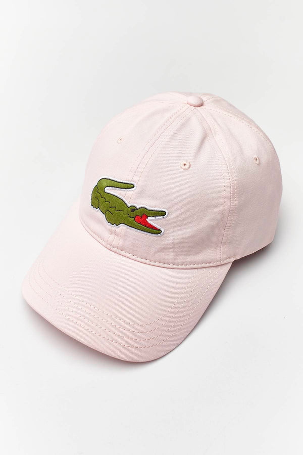 #00062  Lacoste doplňky CAP T03 ROSE PALE