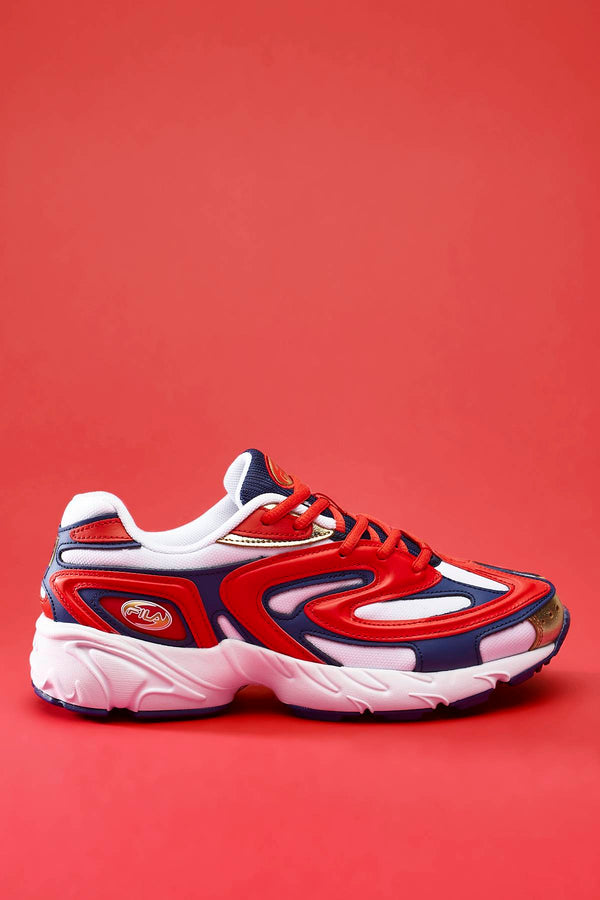 #00001  Fila obuv, tenisky CREATOR 40N FIERRY RED/WHITE/ESTATE BLUE