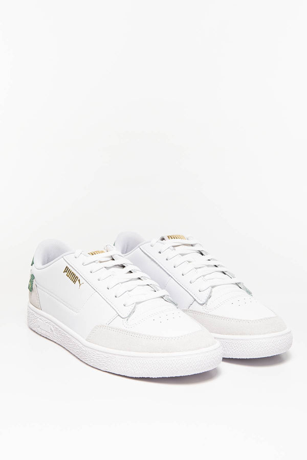 #00019  Puma obuv, tenisky Ralph Sampson MC 804 CLEAN WHITE-AMAZON