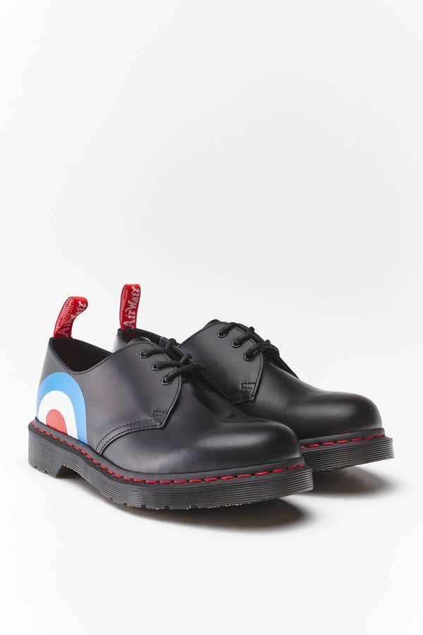 #00066  Dr.Martens obuv THE WHO 1461 BLACK
