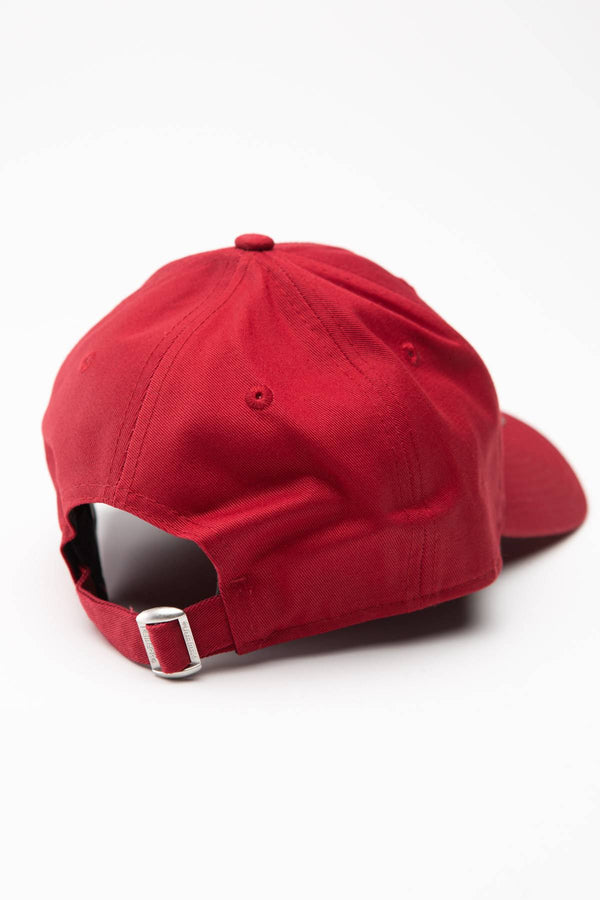 #00053  New Era doplňky LEAGUE ESSENTIALS 012 BURGUNDY