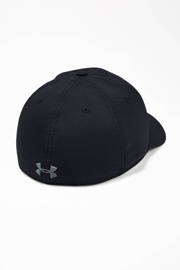 #00012  Under Armour doplňky MENS WORDMARK STR CAP 001 BLACK